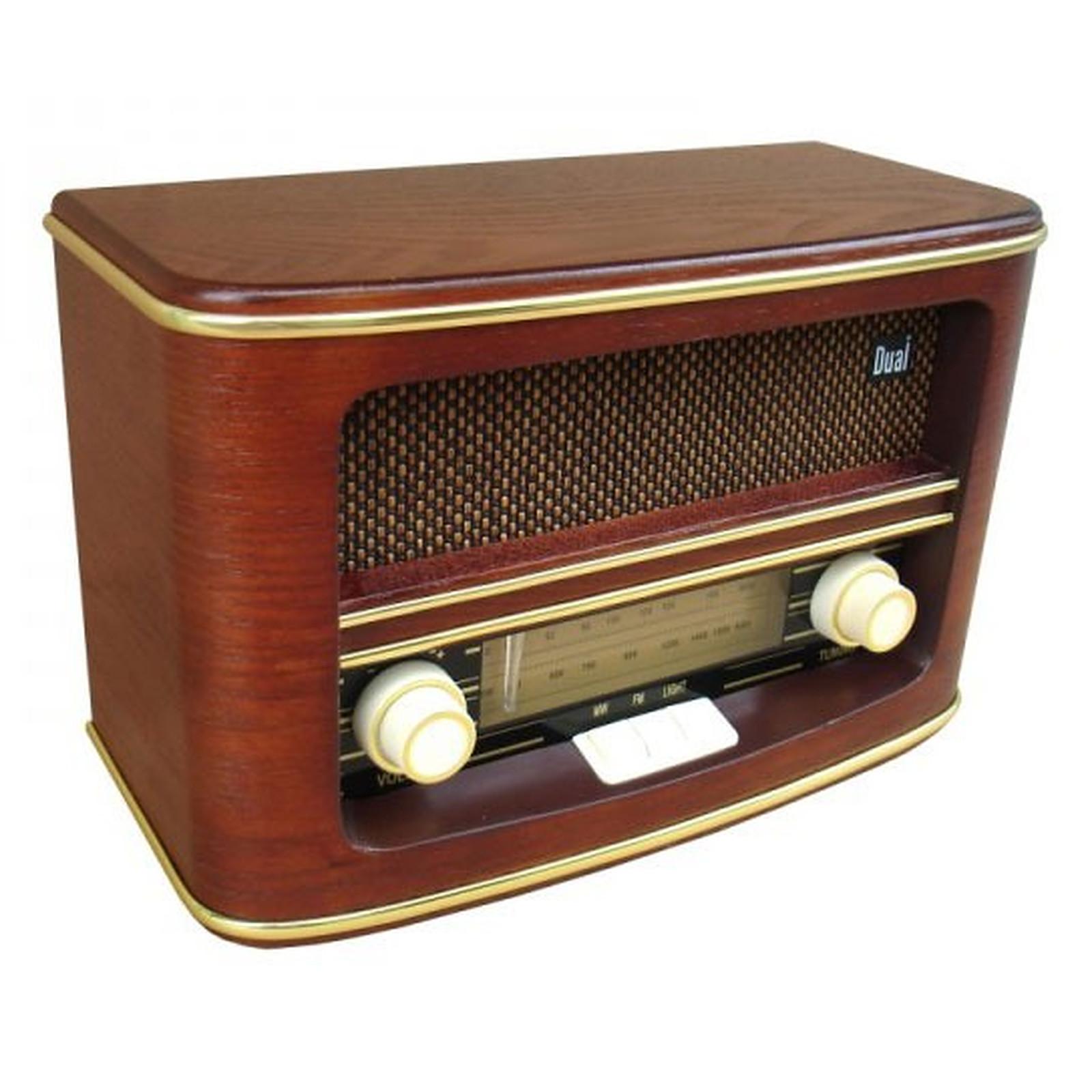Radio vintage : aimez-vous les objets vintage ?